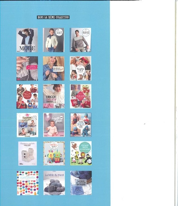 8856ebed5d4 Catalogue n°857 SOS Tricot