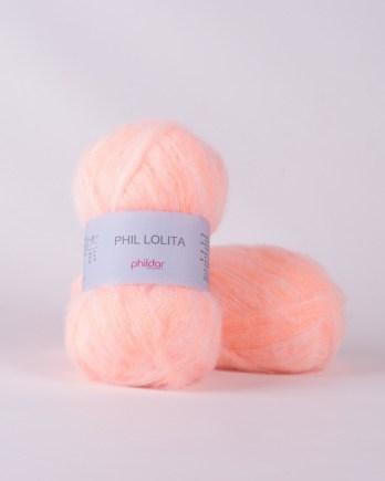 PHIL LOLITA orange fluo