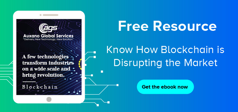 Know how blockchain is disrupting the market