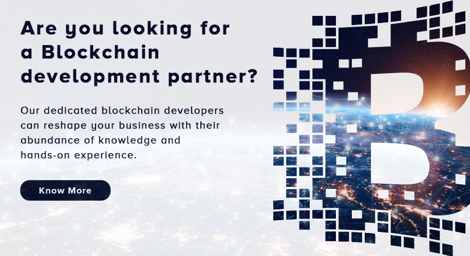 Blockchain Development Partner