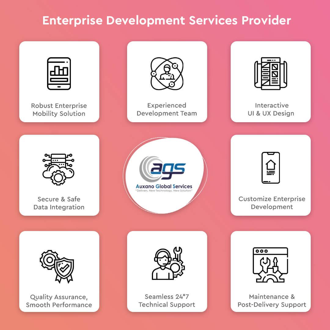 Enterprise Development Services Provider - Auxano Global Services
