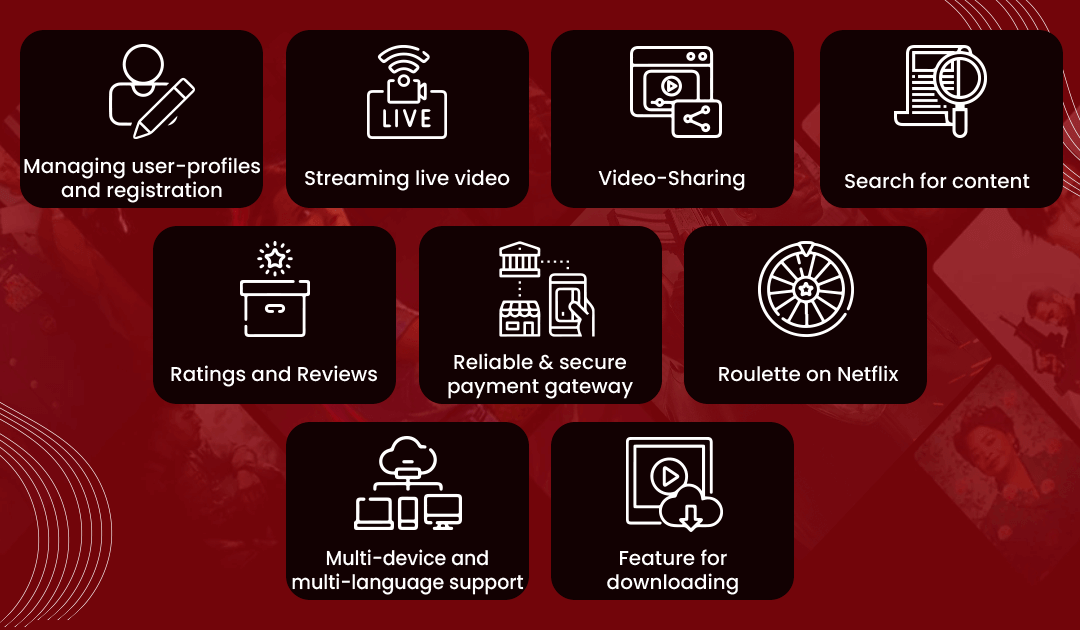 Netflix: Essential Features