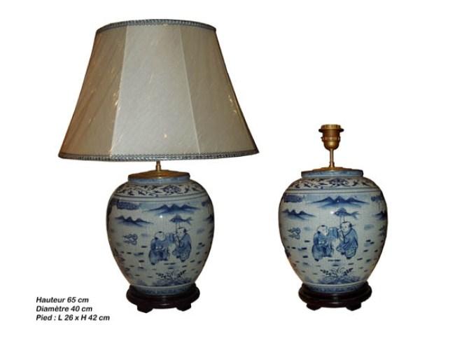 abat jour pour pied de lampe chinoise design de maison. Black Bedroom Furniture Sets. Home Design Ideas