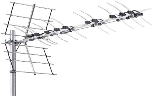 Køb Triax UNIX 52 LTE DVB-T antenne, 52 elementer på Av