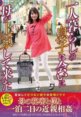 一人暮らしの息子に会いに母が上京して来た 弘崎ゆみな [TPIN-008/tpin00008]