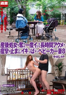 産後処女を奪われ一度イッたら長時間アクメで痙攣が止まらないイキッぱなしベビーカー妻8 中出しSP [NHDTB-563/1nhdtb00563]