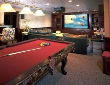 Home Game Rooms