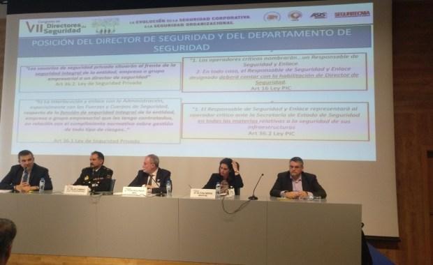 VII Congreso de Directores de Seguridad
