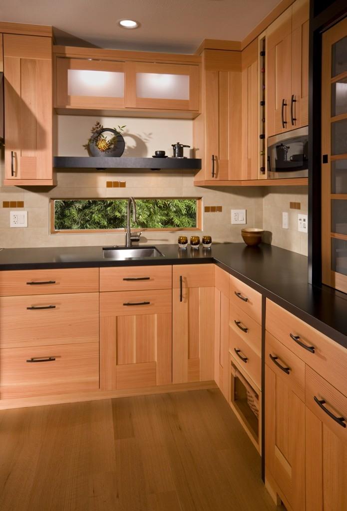 20 Elegant Wooden Kitchen Design Ideas