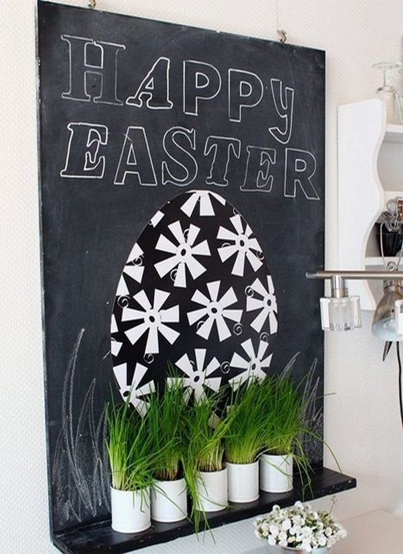 21 Amazing Minimalist Easter Decoration Inspirations  Available Ideas