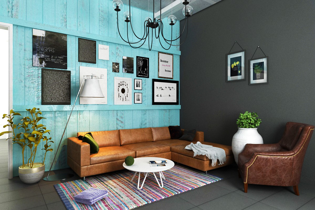 Retro Decor Ideas to Spruce Up Your Living Room on a