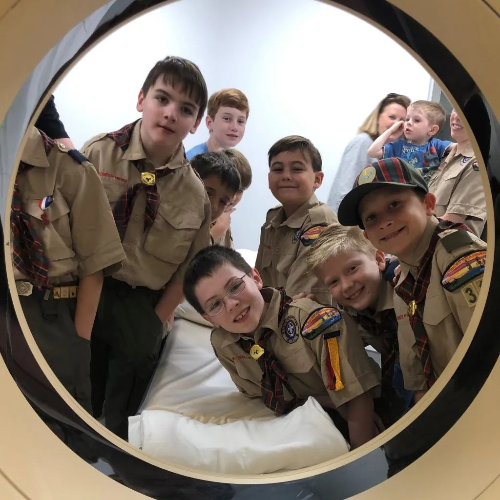 First Aid Responder Cub Scout Adventure At Avala