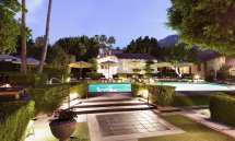 Downtown Palm Springs California Boutique Hotel Avalon