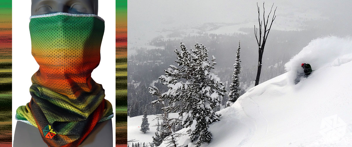 mesh tshield snowboard facemask