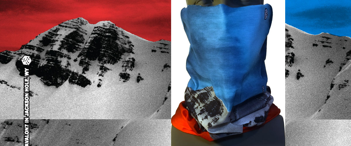 avalon7 snowboard facemask
