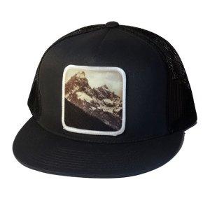 AVALON7 Vintage Teton Limited Editon Snapback Hat