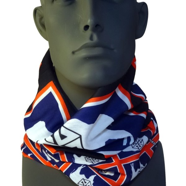 AVALON7 Wyoming Pride Tshield flag skiing facemask