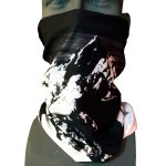Grand Teton National Park mountains hiking scarf