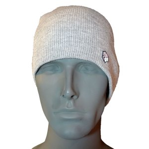 avalon7 warm grey winter snowboarding skiing beanie