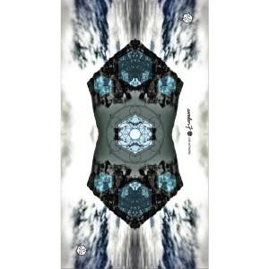stonegarden sacred geometry scarf