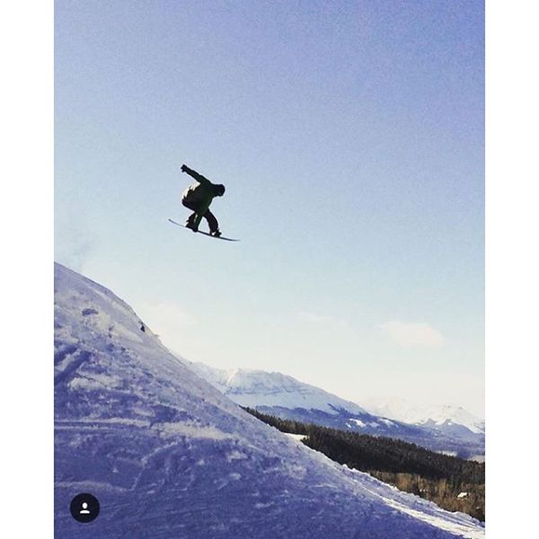 A7 Renegade Harry Kearney sends it at his home mountian in Telluride.