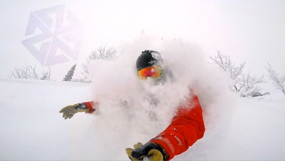 AVALON7 breathable mesh tube snowboard facemask testing