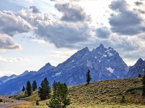 What is life but a grand adventure.  @avalon7 #inspiredstate #tetons www.avalon7.com