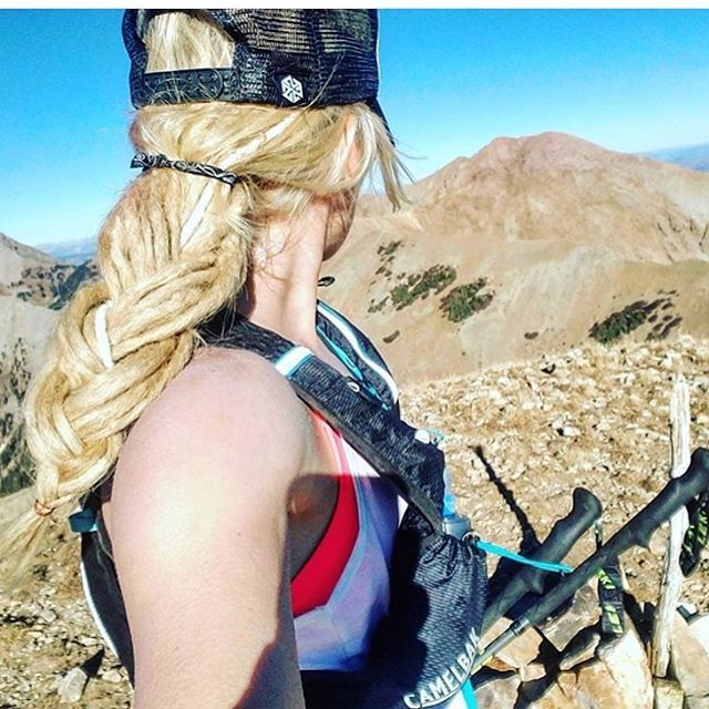 @merejune is still getting after it in the high country of Colorado, rocking one of our artist series trucker hats. #avalon7 #liveactivated #ultrarunning #seekthespark www.avalon7.com