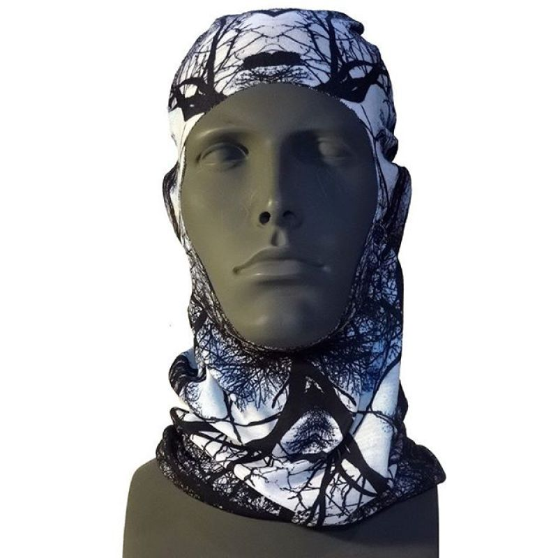 A7 Balaclavas are simply amazing.  Made from the same material as our Classic FaceShields, these things are lightweight, breathable and warm.  They are a perfect base layer for your face!  Add a Mesh FaceShield combo and you have the Powslayer System, which allows you to be fully covered and still breathe easily, and rotate the Mesh Shield when it gets wet while the Balaclava stays super comfy and dry. It is the best solution I've ever found for a cold powder day! - @robkingwill  #AVALON7 #seekthestoke #snowboarding #skiing #facemasks