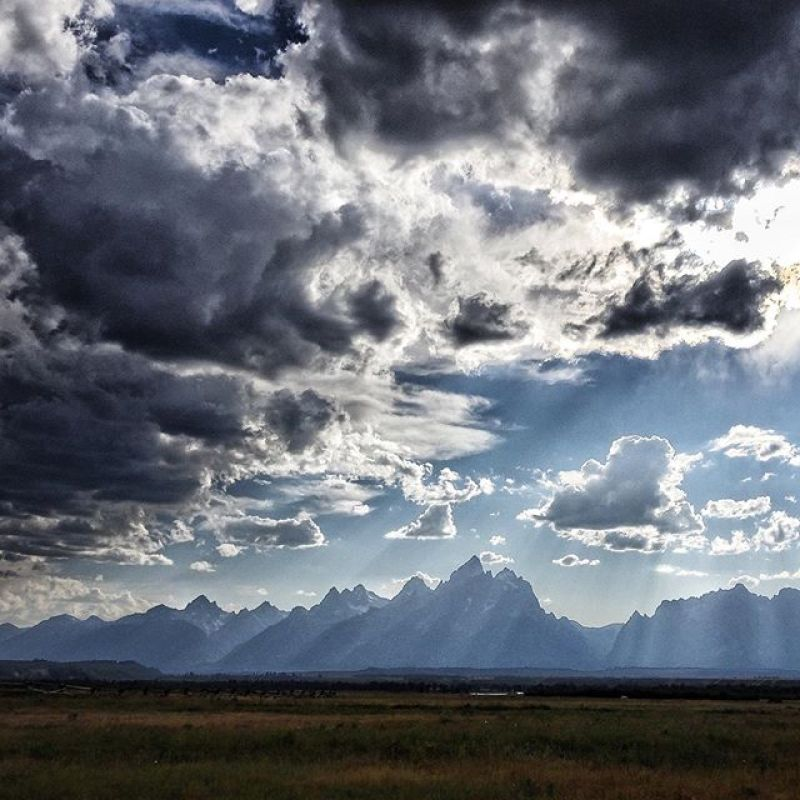 It's Friday, go out and find some inspiration!  #AVALON7 #AdventureInspired #Tetons