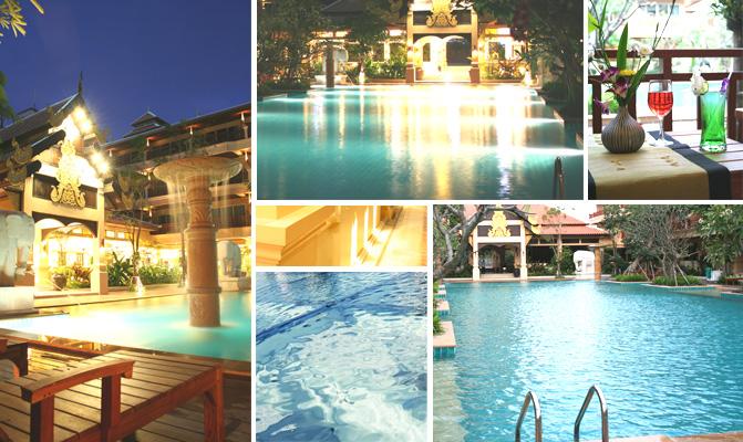 Avalon Beach Resort Jomtien Pattaya Thailand