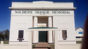 Soldiers Trangie Memorial