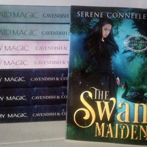 The Swan Maiden – Serene Conneeley