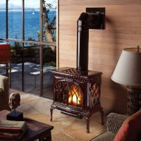 Tree of Life Gas Stove | Avalon Firestyles