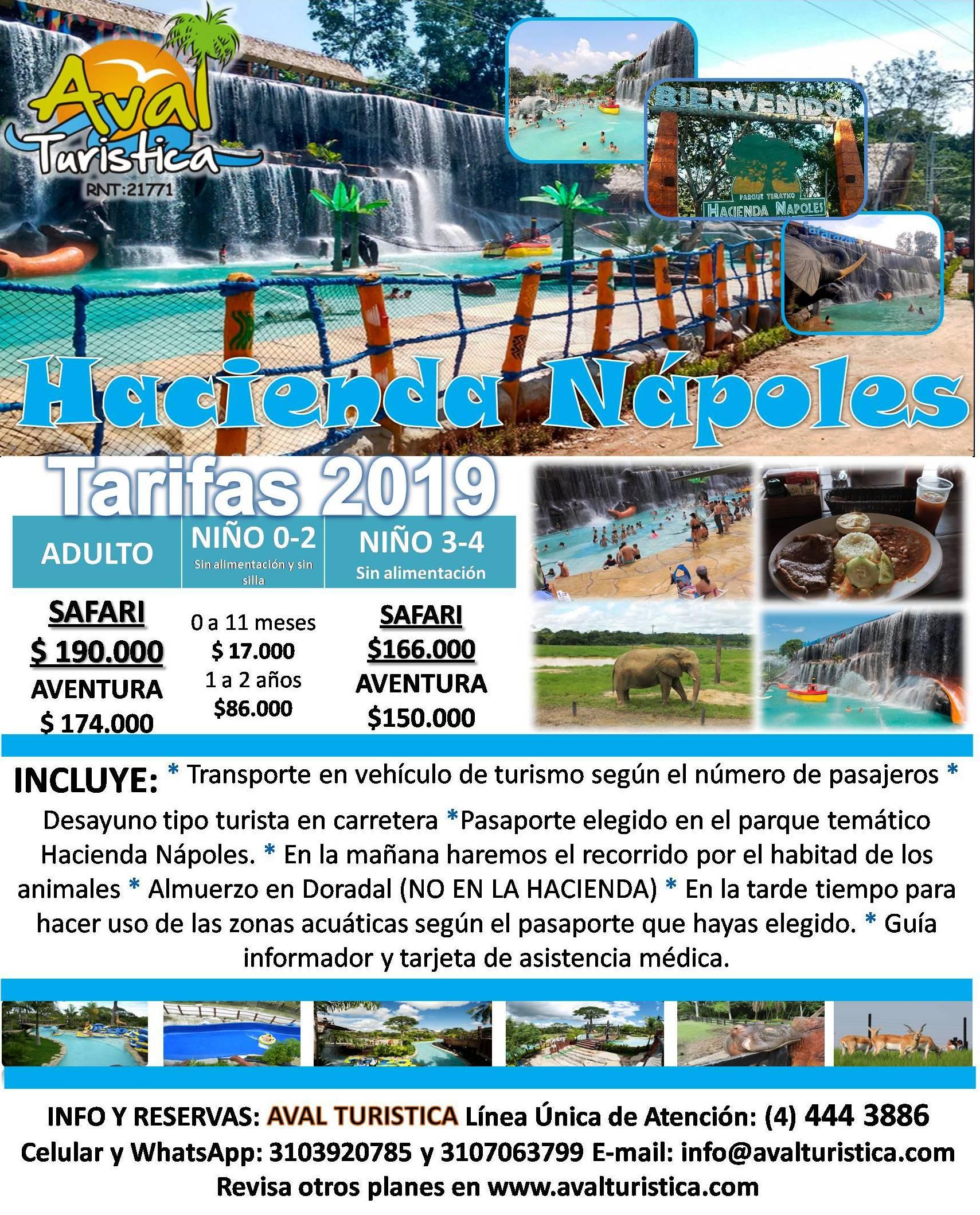 Plan Da de Sol Hacienda Npoles 2019