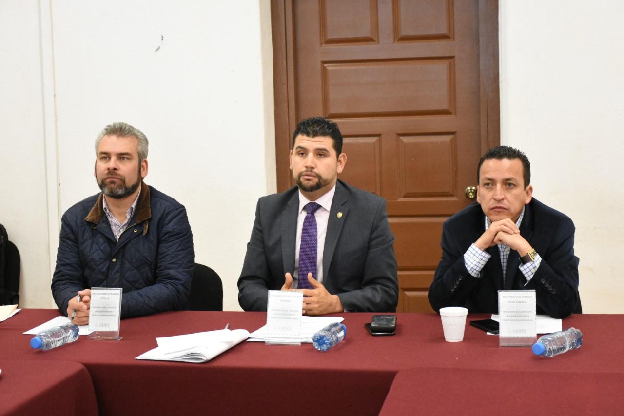 Darán Diputados Claridad A Norma Jurídica Del Congreso Local