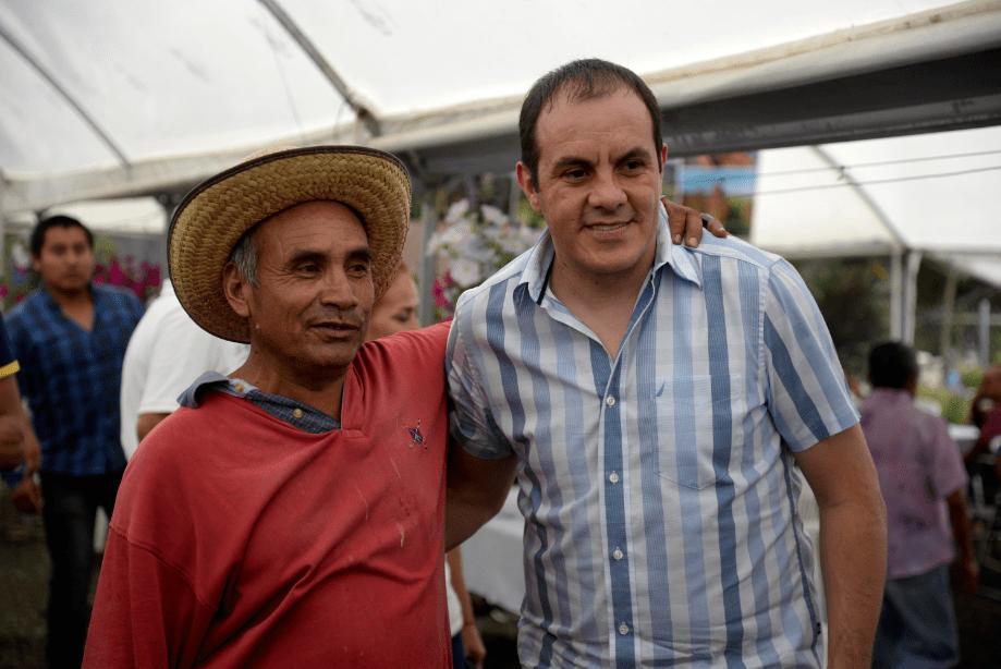 Cuauhtemoc Blanco - Presidente Municipal de Cuernavaca Morelos