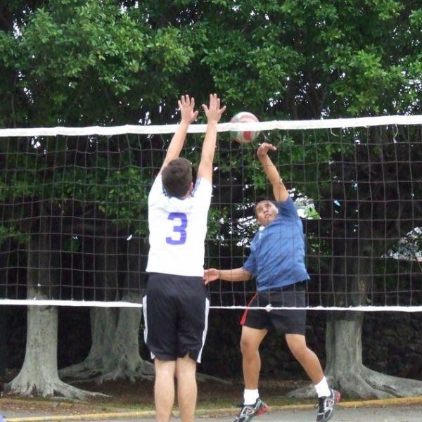 Liga de Voleibol Estudiantil