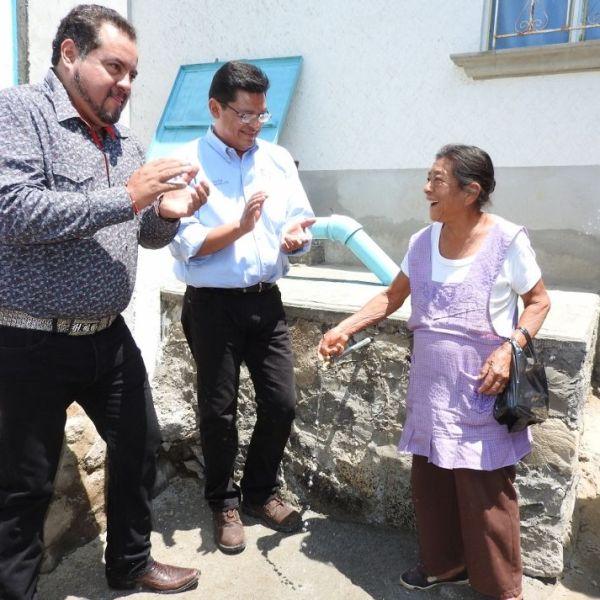 Lamberto Torres Gómez, representante del Organismo de Cuenca Balsas de la Comisión Nacional del Agua