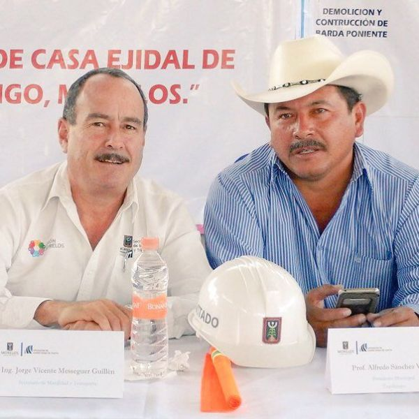Alfredo Sánchez Vélez, alcalde de Tepalcingo