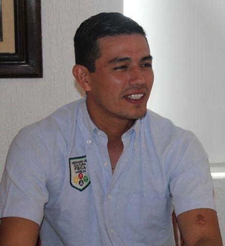 Adán Arias Díaz, Director del Instituto de Ciencias de la Educación de la UAEM