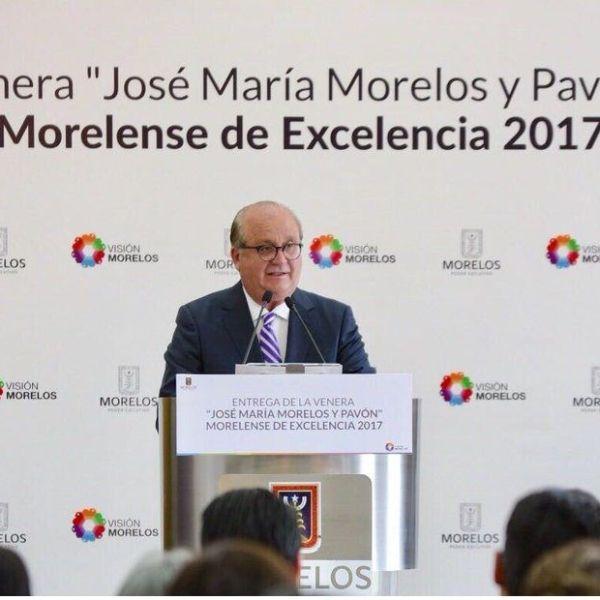 Benito Juárez y José María Morelos y Pavón
