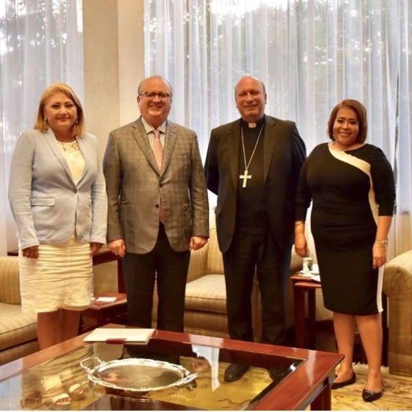el obispo Ramón Castro Castro