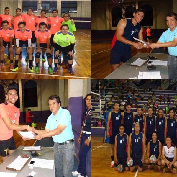 Liga de Voleibol Fidel Velázquez Sánchez