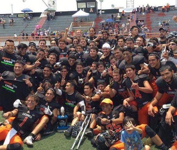 Organización de Futbol Americano del estado de Morelos (OFAMO)