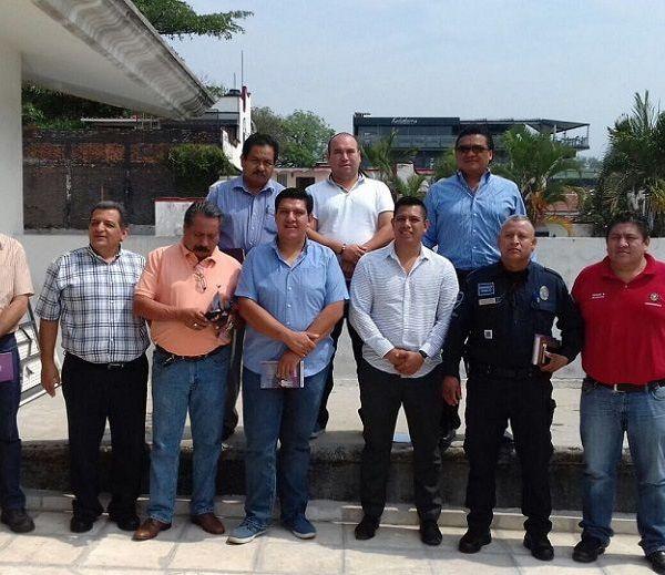 Secretaría de Seguridad Ciudadana del municipio de Cuernavaca, Enrique Brito García