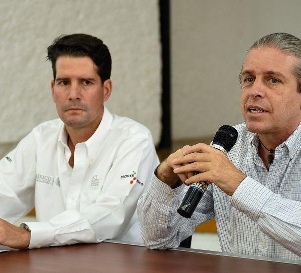 José Luis Alarcón Ezeta, delegado del Centro SCT en Morelos
