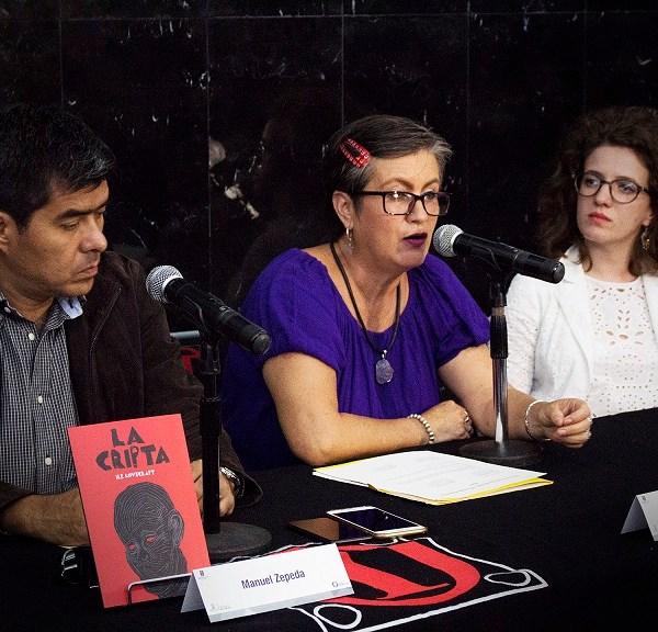 Manuel Zepeda Mata, subsecretario de Fomento a las Artes
