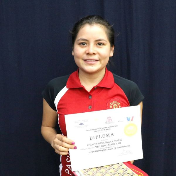 XXXI Olimpiada Mexicana de Matemáticas