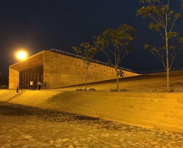 sitio arqueológico de Teopanzolco